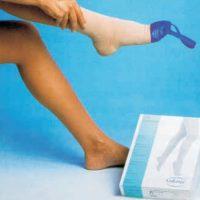 Kompresijske nogavice zaščitijo žile pred poškodbami